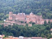 Schloss heidelberg heidelberg ist neben tübingen freiburg und